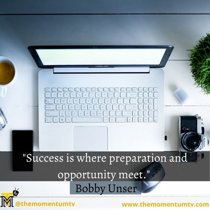 Quotes on preparation